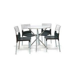 Cafe Table with Chair