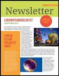 E-Newsletter Designing Service