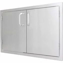 Mild Steel Access Doors