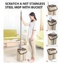Dry Flat Mop Bucket