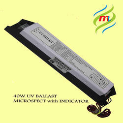 40w UV Ballast Microspect with indicator