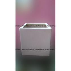White Planters FRP and GRC