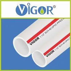 UPVC Pipe Vigor SCH-80 mtr Regular