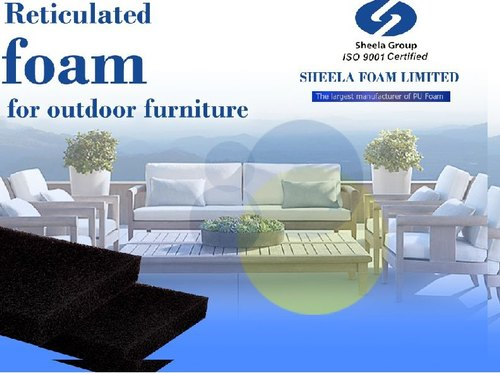 Polyurethane Sheela Outdoor Furniture, Foam Outdoor Furniture