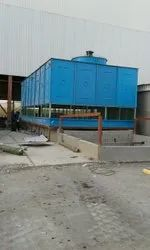 FRP Cuboid Cooling Tower