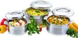 ESTEELO Avino Gift Set Stainless Steel insulated Hot Pot Casserole