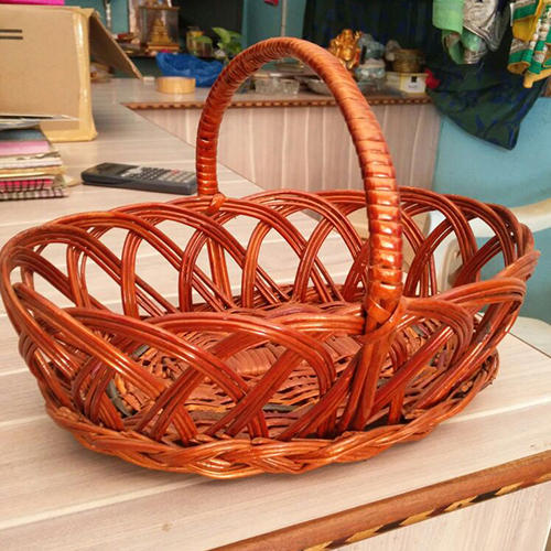 9efd9db4db171e Cane Flower Basket