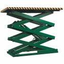 High Rise Hydraulic Scissors Lift Table