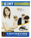 Kent Laminating Pouch Film 85 X 110 Mm, 250 Mic / 100 Sheets Per Pack