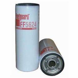 White Automotive Coolant Filter