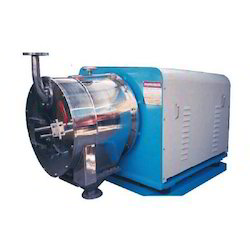 Mechanical Pusher Centrifuge Machine