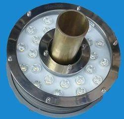LED Fountain Ring Light