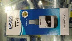 Epson 774 Black Ink Bottle Cartridge