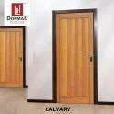 Calvary Veneer Wooden Door