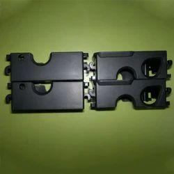 Black ABS Plastic Mouldings