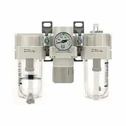 SMC Air Filter Regulator Lubricator