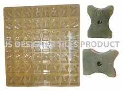 Cover Block Mould 30&40.Mm