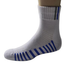 Cotton Mens Sneaker Socks, Size: Free Size