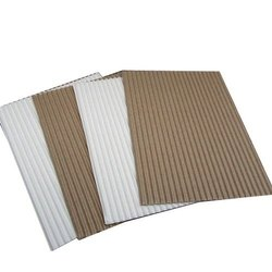 Single Face Corrugated Sheets
