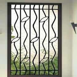 Modern Window Grill