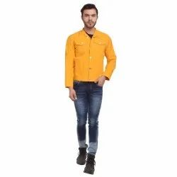 Skupar RFD Yellow Men Cotton Jacket