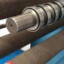 Cork Industrial Rollers
