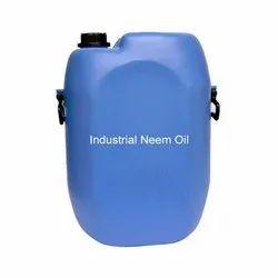 Industrial Neem Oil
