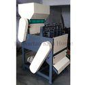 Parivartan Kaju House Mild Steel Automatic Cashew Cutter, Capacity: 70-120kg/hr