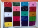 Cotton Dyed Cambric Plain Fabric, Use: Garments