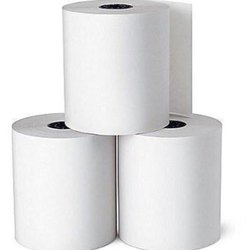 Plain 3 Inch Thermal Paper Roll