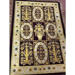 Hand Embroidery Jewel Carpet