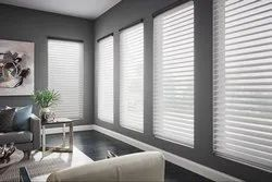 Shangri La Fabric Window Blinds