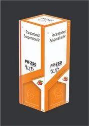 Paracetamol 250mg Susp
