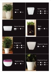 Ringstone Ring Planters Pot