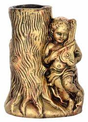 Decorative Terracotta Vase/Pen Stand