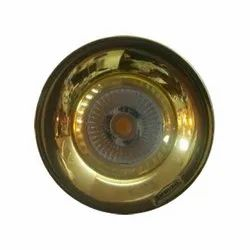 Aluminum Fancy Ceiling Light, Shape: Round, 5 W and Below