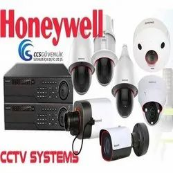 Analog and Digital Camera Honeywell Security CCTV System, 10 to 15 m