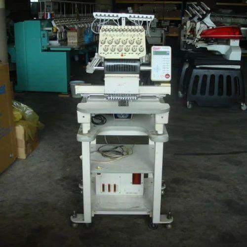 Swf Computerised Used Embroidery Machine Capacity 2 Kg Watt Id