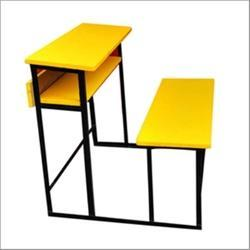 FRP School Desk Bench-1