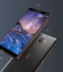 Nokia 7 Plus Mobile Phone