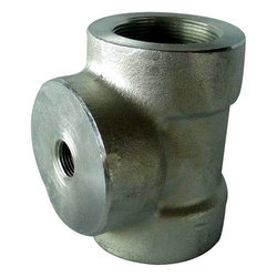 Cupro Nickel Forged Tee