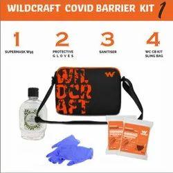 Wildcraft Covid Barrier Kit