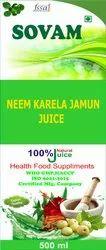 Neem Karela Jamun Juice