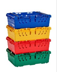 Rectangular PP Crates