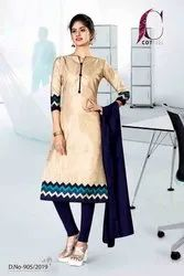 Cotton Uniform Salwar Kameez