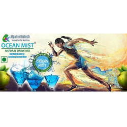 Ocean Mist Natural Energy Drink