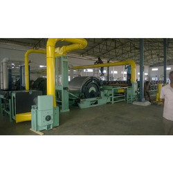 Recron Fibre Opener Machine