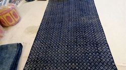 Cotton Block Printed Handloom Rugs, for Home, Size: Custom