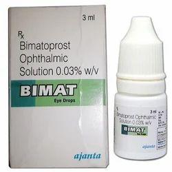 Bimat Bimatoprost Ophthalmic 0.03% Eye Drop