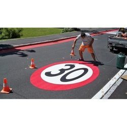Road Marking Turnkey Contract Service